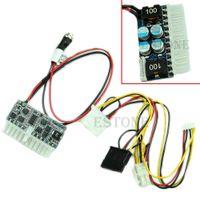Wholesale DC V W Pin Pico ATX Switch PSU Car Auto Mini ITX High Power Supply Module order lt no track