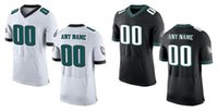 eagles football jerseys - 2015 New arrival Custom American football jerseys Elite Game Eagles Team Men s Cheap and High quality Stitched Jersrys Size M XXXL