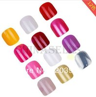 acrylic toenail tips - set set beauty nail accessories optional acrylic nail art false fake nail tips fake toenail nail stickers bridal toenail