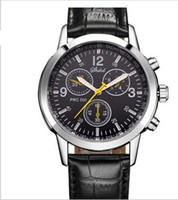 best eye pin - Christmas men gifts Luxury mens sports sloggi watches eyes needles quartz casual geneva watch for mens adult wristwatches best selling