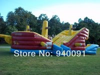 Wholesale Manufacturers selling inflatable slides inflatable castles inflatable bouncer YLY