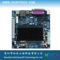 atom pcie - M4231 ITX HCM25D61E Intel Atom D2550 Mini ITX Motherboard COM Mini PCIE SATA USB Giga LAN PCI LVDS VGA HDMI LPT DDR3 ATX