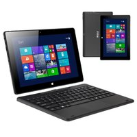 10.1 inch tablet laptop - Ship from USA iRULU Walknbook Windows10 OS quot Tablet PC Quad Core GB IPS Laptop Notebook Laptop With Keyboard Case