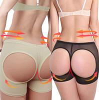Wholesale 2015 retail Sexy Butt Lifter Women Body Shaper Bum Lift Panties Buttocks Enhancer Boyshorts Hip pants