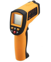 Wholesale GM900 degree Non Contact IR Laser Infrared Thermometer Gun Tester Temperature Meter
