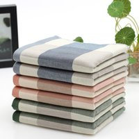 Wholesale 100g High Quality x33cm Cotton facecloth Bath Beach Kitchen Hand Cooling Hotel Luxury Towels Baths For Wash Face Gym