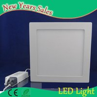 Wholesale ceiling lamps Round Square Led Panel Light Surface Mounted Downlight lighting Led ceiling down AC V Driver