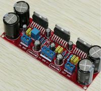 Wholesale TDA7293 original manifold parallel W mono amplifier board