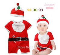 bebe clothing - Cute Snowman Christmas Costumes for Boys Baby Romper Overall Hat Children s Suit Kids Clothes Sets Infant Outfit Bebe Clothing