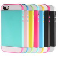Wholesale HOT selling fashion Link Dream case boxes for iPhone S with Layanrd PC TPU IPA_399