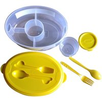 best ice packs - Best Lunch Box Salad Kit with Ice Pack