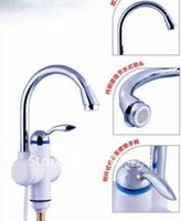 Wholesale Fast hot taps Electrothermal faucet Fast hot faucet