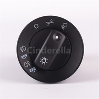 Wholesale FOR AUDI A4 S4 B6 QUATTRO HEADLIGHT SWITCH CONTROL E0 A switch pennel top selling