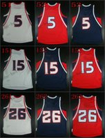 Wholesale Cheap Rev Basketball Jerseys Embroidery Sportswear Jersey S XL high quality