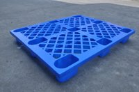 Wholesale 5 New material grid nine foot plastic tray plastic pallets board moistureproof board pallet warehouse forklift pallets