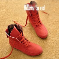 Wholesale Brand Women Ankle Motorcycle New Summer Winter Martin Shoes Woman Boots Leather Flats Botas Femininas Snow Boots BVXZ1031