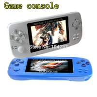 Cheap The video game console Built in many game 64BIT Operating system MP3 MP4 MP5 player video camera good quality free shipping
