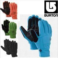 Wholesale 2015 Burton AK outdoor men s women s ski ride gloves unisex color guarantee original thicked winter outdoor thermal waterproof