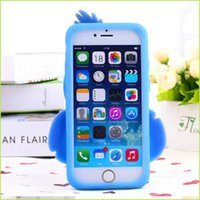 Silicone apple mobil phone - Accessories Cell Phone Cases For Samsung S5 Galaxy Note Apple Iphone plus Mobil Phone Covers Rabbit Soft Shell Case