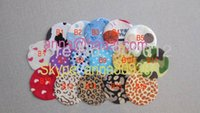Wholesale Breast Feeding Pads Nursing Pads Pairs PUL Waterproof Breathable Colorful Mummy Bamboo Terry Fiber Absorbencyzz1
