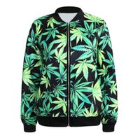 american flag smiley - FG1509 new Fashion Style zipper Design Animal tiger skull American flag smiley green leaves printed D Print Coats Jackets of men