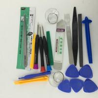 al por mayor tablet repair-1set (20 en 1) herramienta de palanca Profesional Juego de destornilladores para el teléfono móvil Tablet PC Repair Kit de herramientas de apertura
