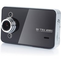 Wholesale 2 LCD K6000 Practical Car DVR High Quality Video Camera Durable Recorder with Superior G sensor Digital Zoom C