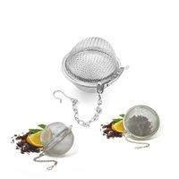 basket ball diameter - Reusable Stainless Diameter cm Mesh Sphere Ball Tea Spice Strainer Ball hv3n