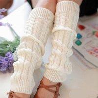 ankle support boot - Women s Crochet Knitted Stocking Leg Warmers Legging Boot Warmer Leg Socks Ankle Support leg warmers for women Knit boot cuffs