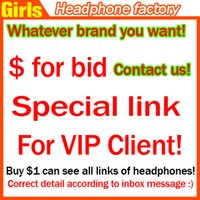 Wholesale This quick link for payment only best seller dhgate girls we have no no hair nuface headphoens on sale