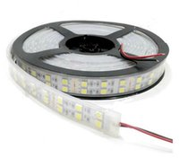 Wholesale Meter Waterproof V Meter SMD Flexible LED Strip Lights LED tape ribbon Blue red green yellow white warm