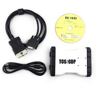 Cheap Promotion price New TCS CDP with Bluetooth 2014 Release 1 free keygen software New delphi model DS150 DHL Free Shipping