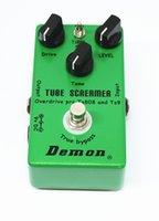 Wholesale Clone Ibanez TS9 Ts808Tube Screamer Guitar Effect Pedal