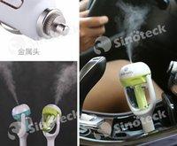 Wholesale Car Air Humidifier Air Aromatherapy Vehicle mounted Humidifier Car Fresh Accessories ML Car Humidifier Purifier Free DHL