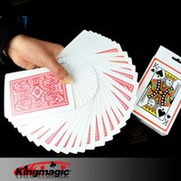 magic deck - SUPER Jumbo deck x12 CM magic cards magic poker magic sets magic props