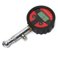 Wholesale Durable Universal Tyre Digital Pressure Gauge PSI Manometer with Tyre cap and core Promotion