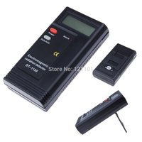 Wholesale New Electromagnetic Radiation Detector EMF Meter Tester radiation dosimeter Ghost Hunting Equipment