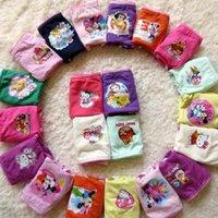 girls panties - Girls Cartoon Underwear Kids Panties Frozen New Children Panties for Girls Pant Character Minnie Baby Girl Panties Children Underwear