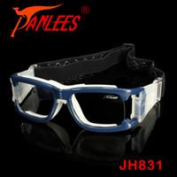 basketball dribble goggles - Panlees Man Woman Sports Basketball Dribble Prescription optical non slip strap soccer safety Glasses Goggle