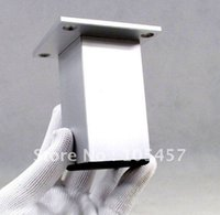 Wholesale 4pcs Metal Furniture Cabinet Bed Sofa Leg Feet Set Height mm order lt no track
