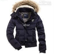 ae shorts women - New Women s AE Coat Jacket Winter parka Fur Hooded Down Hoodies Outerwear HOODED PUFFER Coat Jacket