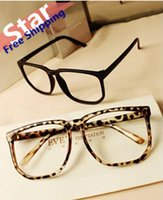 Wholesale a variety of color large frame reading glasses women vintage