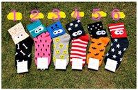 Women 100% Cotton cartoon socks Bfeet women new style cartoon socks warm spring and winter fruit socks cute socks women