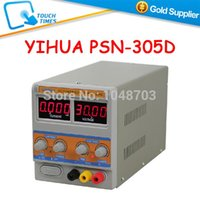 psn - 220V YIHUA PSN D V A Adjustable Digital Display DC Power Supply Regulated Power Supply for Notebook PC