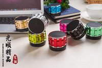 2016 Mini Altavoz Bluetooth Nueva S28 inalámbrica estéreo portátil de MP3 de alta fidelidad Reproductor de música del altavoz del TF S26 S30 S32 S14 S13 con el MIC