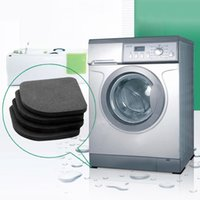 Wholesale Washing Machine Shock Pads New Anti Vibration Feet Tailorable Adjustment Mat welcome to choose other style