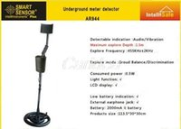 Wholesale High Sensitivity Smart AR944 Underground Metal Detector Depth m Distinguish Metal