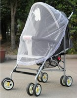 Wholesale Buggy Pram Protector Pushchair Stroller Mosquito Net Fly Midge Insect Bug Cover Crib Netting