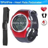 best running watch - Best Selling Heart Rate Calorie Counter Watch with Pedometer for Running Jogging Hiking Waterproof