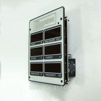 ac communications - AC Digital LED power meter monitor Voltage KWh time watt energy Volt Ammeter communication Fuction instrument transformer
